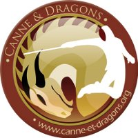 Logo de Canne et Dragons
