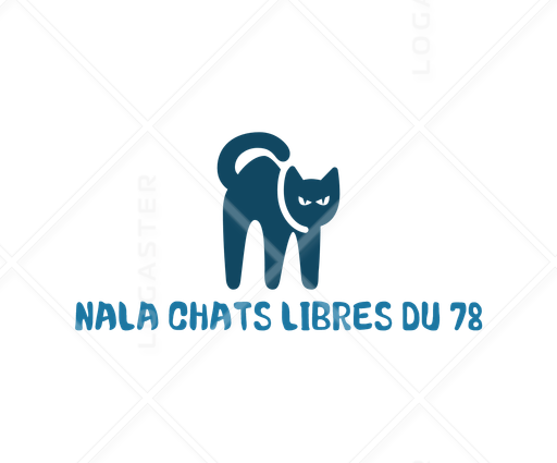Logo de Association Nala chats libres du 78