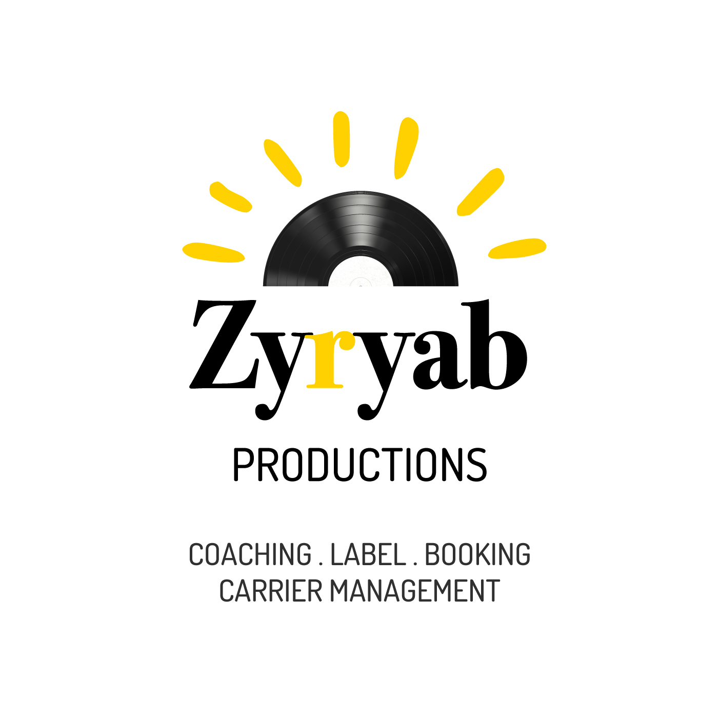 Logo de ZYRYAB Productions