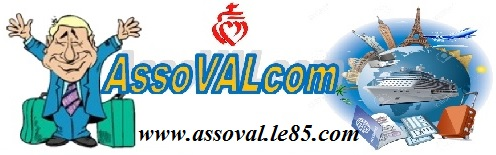 Logo de association voyages animations loisirs de commequiers