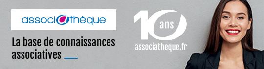 Associathèque - La base de connaissances associatives - 10 ans